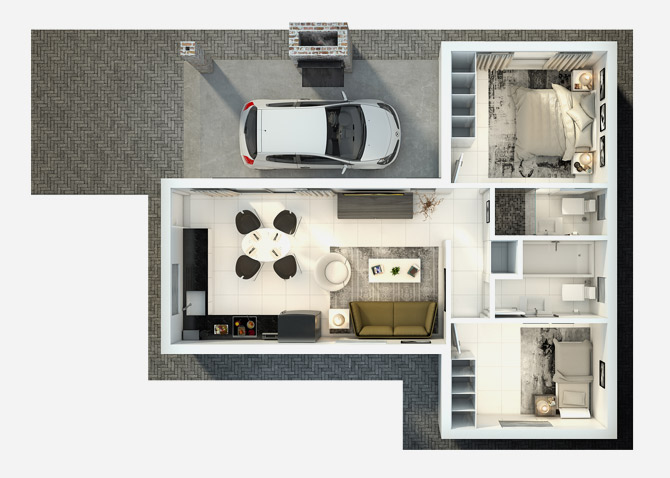 2d And Floor Plans South Africa